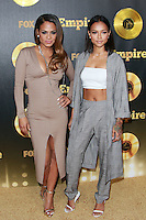 HOLLYWOOD, LOS ANGELES, CA, USA - JANUARY 06:  Christina Milian, Karrueche Tran at the Los Angeles Premiere Of FOX's 'Empire' held at ArcLight Cinemas Cinerama Dome on January 6, 2015 in Hollywood, Los Angeles, California, United States. (Photo by David Acosta/Celebrity Monitor)