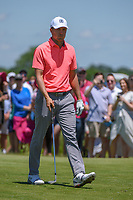 Jordan Spieth (USA) heads down 8 during round 4 of the AT&T Byron Nelson, Trinity Forest Golf Club, Dallas, Texas, USA. 5/12/2019.<br /> Picture: Golffile   Ken Murray<br /> <br /> <br /> All photo usage must carry mandatory copyright credit (© Golffile   Ken Murray)