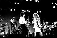 June 23, 1986 File Photo - Saint-Jean-Baptiste (Quebec  national holliday) celebrations -
