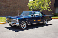 1967 Custom Chevy II Nova Junior (#137) – 1967 Chevrolet Nova Super Sport registered to Jim Holsapple is pictured during 4th State Representative Chevy Show on Friday, July 1, 2016, in Fort Wayne, Indiana. (Photo by James Brosher)