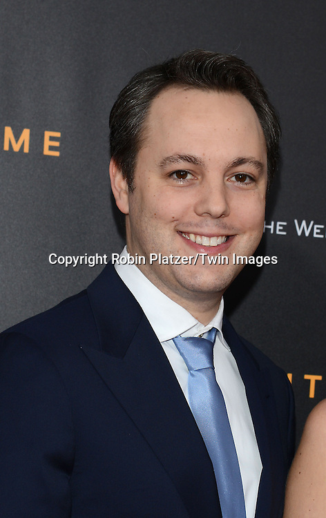 Ido Ostrowsky attends The US Premiere of &quot;The Imitation Game&quot; at the Ziegfeld Theatar in New York City on November 17, 2014.<br /> <br /> photo by Robin Platzer/Twin Images<br />  <br /> phone number 212-935-0770