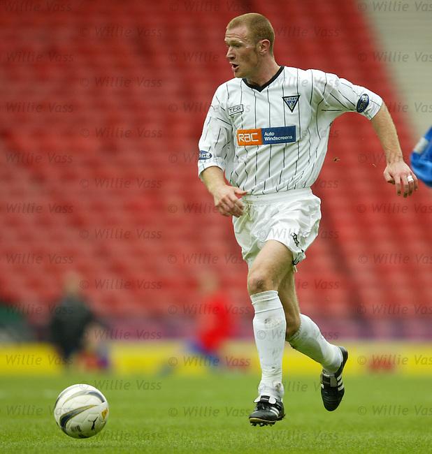 Lee Bullen, Dunfermline.stock season 2003-2004.pic willie vass