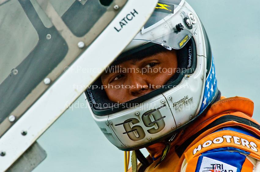 8-10 August 2008  Algonac, MI USA.Jimmie Merleau, F2 winner in St.Louis..©F.Peirce Williams 2008