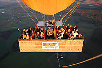 20170727 July 27 Hot Air Balloon Gold Coast