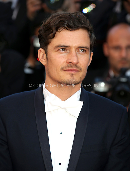 WWW.ACEPIXS.COM....US Sales Only....May 26 2013, Cannes....Orlando Bloom at the premiere of 'Zulu' during the Cannes Film Festival on May 262013 in France ....By Line: Famous/ACE Pictures......ACE Pictures, Inc...tel: 646 769 0430..Email: info@acepixs.com..www.acepixs.com