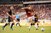 Philadelphia Union vs Manchester United July 21 2010