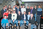 Tralee Crusaders soccer club had a reunion nightout in Kirby's Brogue, Tralee last Friday night