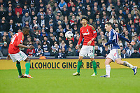 Saturday, 9 March 2013<br /> <br /> Pictured: Roland Lamah of Swansea City and Ki Sung-Yueng of Swansea City and Graham Dorrans of West Bromwich Albion<br /> Re: Barclays Premier League West Bromich Albion v Swansea City FC  at the Hawthorns, Birmingham, West Midlands