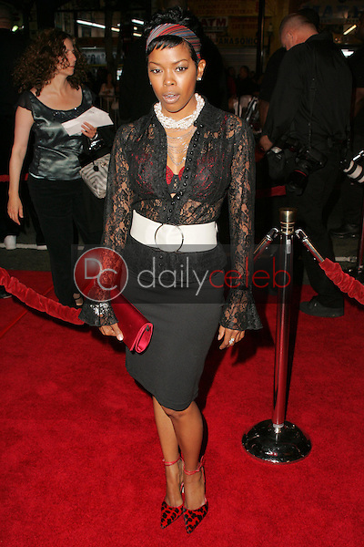 Malinda Williams<br />at the world premiere of &quot;Get Rich Or Die Tryin&quot;. Graumans Chinese Theatre, Hollywood, CA. 11-02-05<br />Dave Edwards/DailyCeleb.com 818-249-4998