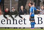 Halmstads BK-Östersund FK, Örjans Vall, 04012017