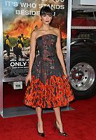 Nina Dobrev at the premiere for &quot;Only The Brave&quot; at the Regency Village Theatre, Westwood. Los Angeles, USA 08 October  2017<br /> Picture: Paul Smith/Featureflash/SilverHub 0208 004 5359 sales@silverhubmedia.com