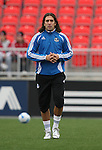 28 April 2007: Kansas City's Nick Garcia. Major League Soccer expansion team Toronto FC lost 1-0 to the Kansas City Wizards in the inaugural game at BMO Field in Toronto, Ontario, Canada, the first MLS game played outside of the United States.