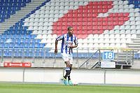 VOETBAL: HEERENVEEN: Abe Lenstra Stadion, 01-07-2013, Fotopersdag SC Heerenveen, Eredivisie seizoen 2013/2014, Kenneth Otigba, © Martin de Jong
