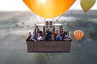 20170205 February 05 Hot Air Balloon Gold Coast
