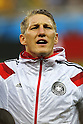 Bastian Schweinsteiger (GER), JULY 8, 2014 - Football / Soccer : FIFA World Cup Brazil 2014 Semi Final match between Brazil and Germany at the Estadio Mineirao in Belo Horizonte, Brazil. (Photo by AFLO) [3604]