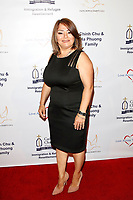 BURBANK - APR 27: Armine at the Faith, Hope and Charity Gala hosted by Catholic Charities of Los Angeles at De Luxe Banquet Hall on April 27, 2019 in Burbank, CA