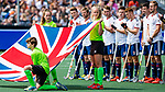 Amsterdam, The Netherlands, July 12: During the men fieldhockey bronze medal match between Great Britain and The Netherlands at the FIH Pro League Grand Final on July 12, 2019 at Wagener Stadium in Amsterdam, The Netherlands. Final score 3-5 (HT 3-3). (Photo by Dirk Markgraf / www.265-images.com) ***