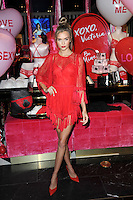 www.acepixs.com<br /> February 7, 2017  New York City<br /> <br /> Josephine Skriver at the Valentine's Day gift picks event at Victoria's Secret at 5th Avenue on February 7, 2017 in New York City.<br /> <br /> Credit: Kristin Callahan/ACE Pictures<br /> <br /> <br /> Tel: 646 769 0430<br /> Email: info@acepixs.com