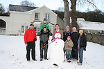 Snow Queensboro 1/12/10..(Photo credit should read Jenny Matthews www.newsfile.ie)....This Picture has been sent you under the conditions enclosed by:.Newsfile Ltd..The Studio,.Millmount Abbey,.Drogheda,.Co Meath..Ireland..Tel: +353(0)41-9871240.Fax: +353(0)41-9871260.GSM: +353(0)86-2500958.email: pictures@newsfile.ie.www.newsfile.ie.