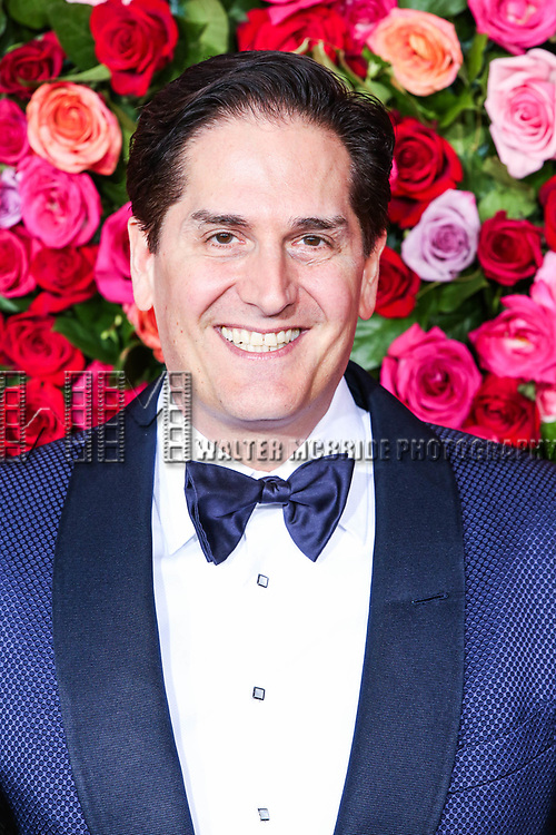 NEW YORK, NY - JUNE 10:  Nick Scandalios attends attends the 72nd Annual Tony Awards at Radio City Music Hall on June 10, 2018 in New York City.  (Photo by Walter McBride/WireImage)