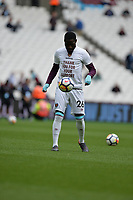 Arthur Masuaku of West Ham during West Ham United vs Everton, Premier League Football at The London Stadium on 13th May 2018