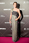 Silvia Abascal attends to the award ceremony of the VIII edition of the Cosmopolitan Awards at Ritz Hotel in Madrid, October 27, 2015.<br /> (ALTERPHOTOS/BorjaB.Hojas)