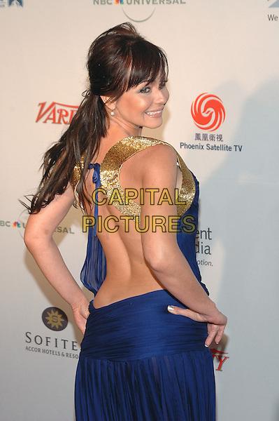 21 November 2005 - New York, New York - Telemundo novela star Gabriela Spanic arrives at the International Emmy Awards at the New York Hilton in Manhattan.  .Photo Credit: Patti Ouderkirk/AdMedia