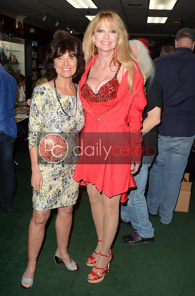 "Adrienne Barbeau, Laurene Landon<br /> at the 4th Annual ""Day Of The Scream Queens,"" Dark Delicacies, Burbank, CA 01-29-17<br /> David Edwards/DailyCeleb.com 818-249-4998"