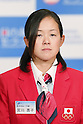 Keiko Miyagawa (JPN), JULY 1, 2016 - Sailing : Japan Sailing Federations held a press conference in Tokyo, Japan. JSAF has announced the Japan National team for 2016 Rio de Janeiro Summer Olympics. (Photo by Yusuke Nakanishi/AFLO SPORT)