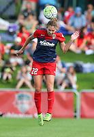 Boyds, MD - Saturday July 02, 2016: Alyssa Kleiner during a regular season National Women's Soccer League (NWSL) match between the Washington Spirit and FC Kansas City at Maureen Hendricks Field, Maryland SoccerPlex.