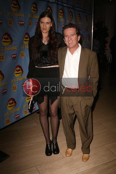 Butch Patrick and Hala Greene
