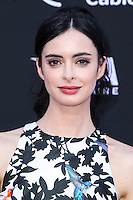 ANAHEIM, CA - JUNE 22: Krysten Ritter attends The World Premiere of Disney/Jerry Bruckheimer Films' 'The Lone Ranger' at Disney California Adventure Park on June 22, 2013 in Anaheim, California. (Photo by Celebrity Monitor)