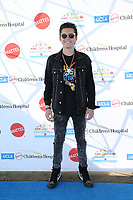 "LOS ANGELES - NOV 18:  Isaak Presley at the UCLA Childrens Hospital ""Party on the Pier"" at the Santa Monica Pier on November 18, 2018 in Santa Monica, CA"