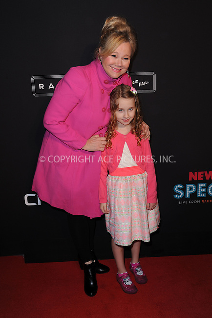WWW.ACEPIXS.COM<br /> March 26, 2015 New York City<br /> <br /> Caroline Rhea attending the 2015 New York Spring Spectacular at Radio City Music Hall on March 26, 2015 in New York City.<br /> <br /> Please byline: Kristin Callahan/AcePictures<br /> <br /> ACEPIXS.COM<br /> <br /> Tel: (646) 769 0430<br /> e-mail: info@acepixs.com<br /> web: http://www.acepixs.com