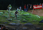 2012 Mountain Bike 4 X Pro Tour, Val Di Sole Italy . Anneke BEERTEN on 02/06/2012, Val Di Sole, Italy..© Pierre Teyssot