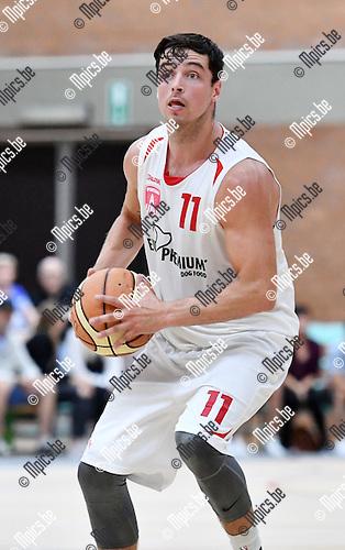 2016-09-18 / Basketbal / Seizoen 2016-2017 / Soba Antwerpen / Mitchell Gorremans<br /> <br /> ,Foto: Mpics.be