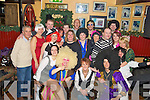 GROOVY: The staff of Lord Kenmare's restaurant and Murphy's Bar, Killarney getting into the groove at their Christmas party in Kate Kearney's, Beaufort, on Monday night.   Copyright Kerry's Eye 2008