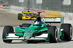 31 August 2007: Ed Carpenter (USA) at the Detroit Belle Isle Grand Prix, Detroit, Michigan.