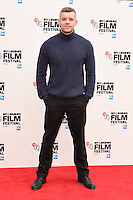 "Russell Tovey<br /> at the London Film Festival 2016 premiere of ""Mindhorn"" at the Odeon Leicester Square, London.<br /> <br /> <br /> ©Ash Knotek  D3167  09/10/2016"