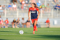 Boyds, MD - Saturday June 25, 2016: Shelina Zadorsky during a United States National Women's Soccer League (NWSL) match between the Washington Spirit and Sky Blue FC at Maureen Hendricks Field, Maryland SoccerPlex.