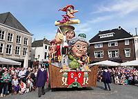 Nederland - Bergen op Zoom - 16 september 2018. BC De Watertore. Op zondag 16 september 2018 vindt in Bergen op Zoom de Brabant Stoet plaats. Dit is een grootst opgezet festival van de lopende cultuur. Deze vorm van cultuur is kenmerkend voor Brabant. In de Brabant Stoet zijn zo'n honderd vormen van lopende (en rijdende) cultuur te zien zoals gilden, fanfares, steltlopers, reuzen, carnaval, ommegangen en praalwagens. De Brabant Stoet wordt samengesteld met groepen uit zowel Noord-Brabant als Vlaams- en Waals-Brabant.   Foto Berlinda van Dam / Hollandse Hoogte