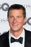 Bear Grylls arrives for the GQ Men Of The Year Awards 2016 at the Tate Modern, London