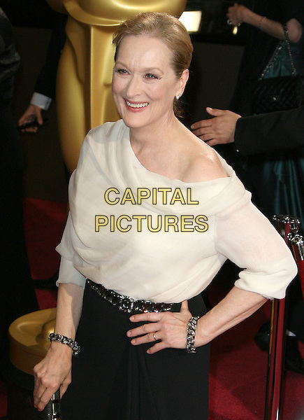 02 March 2014 - Hollywood, California - Meryl Streep. 86th Annual Academy Awards held at the Dolby Theatre at Hollywood &amp; Highland Center. <br /> CAP/ADM<br /> &copy;AdMedia/Capital Pictures