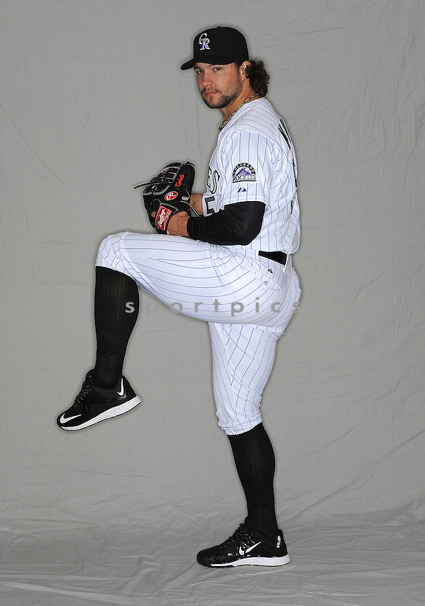 COLORADO ROCKIES<br /> SCOTTSDALE, ARIZONA<br /> 3/1/15