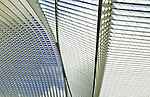 "Liege Guillemins Station, Liege, Belgium. Part of the series that won Honorable Mention in ""Architecture: Buildings"" and in ""Fine Art: Abstract"" categories at the 2011 International Photography Awards, Non-professional."