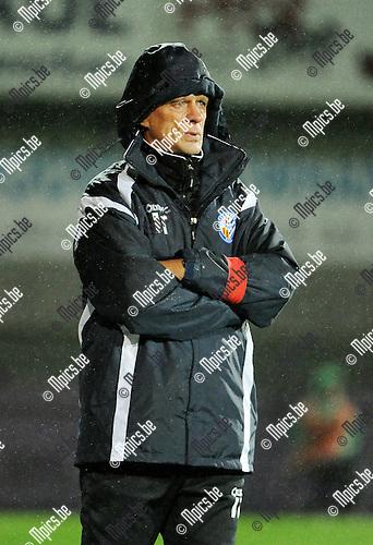 2015-11-14 / Voetbal / seizoen 2015-2016 / Lierse SK - ASV Geel / Ivo Toelen<br /><br />Foto: Mpics.be