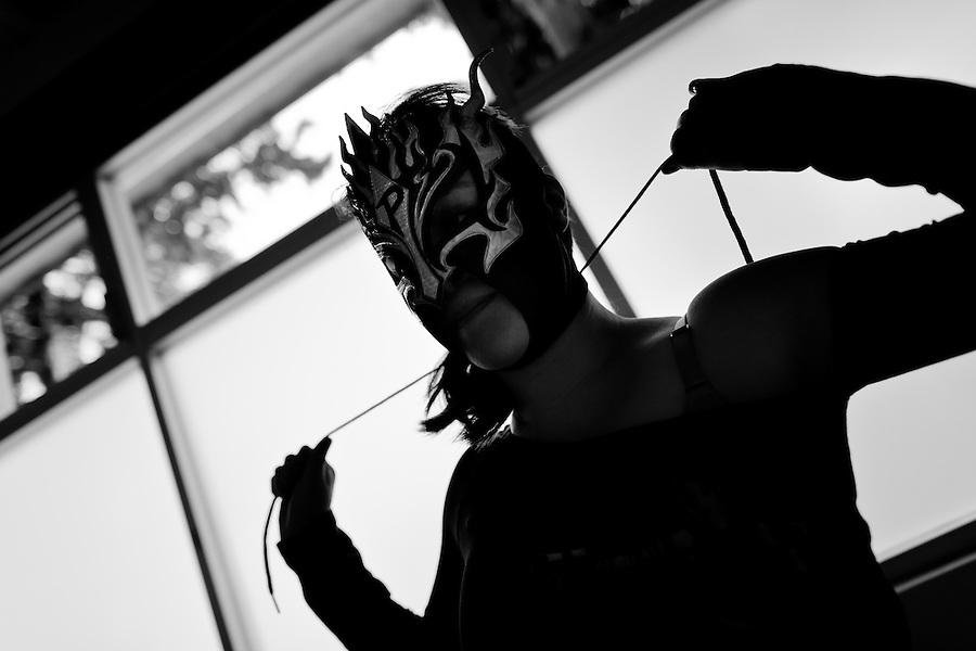 Female Lucha Libre Wrestling In Mexico  Jan Sochor -2430