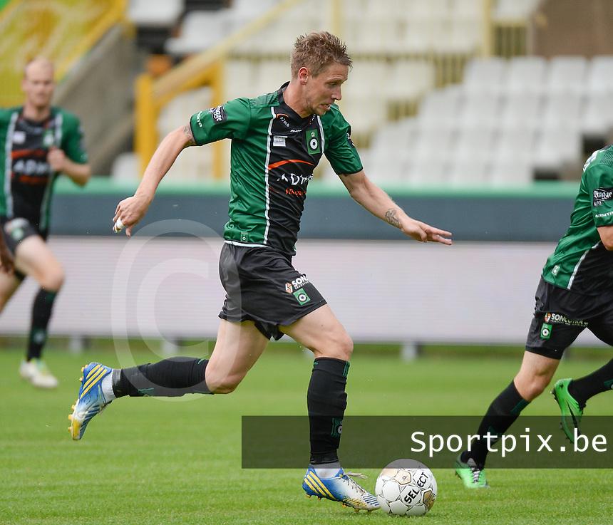 Cercle Brugge : Stipe Bacelic Grgic<br /> foto VDB / BART VANDENBROUCKE