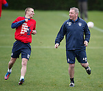 Andy Mitchell and Ally McCoist