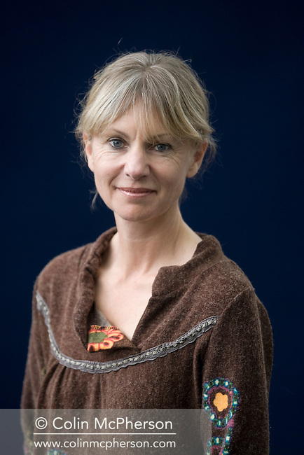"British historical thriller writer Kate Mosse pictured at the Edinburgh International Book Festival where she talked about her new book entitled ""Sepulchre."" The three-week event is the world's biggest literary festival and is held during the annual Edinburgh Festival. 2008 was the Book Festival's 25th anniversary and featured talks and presentations by more than 500 authors from around the world."